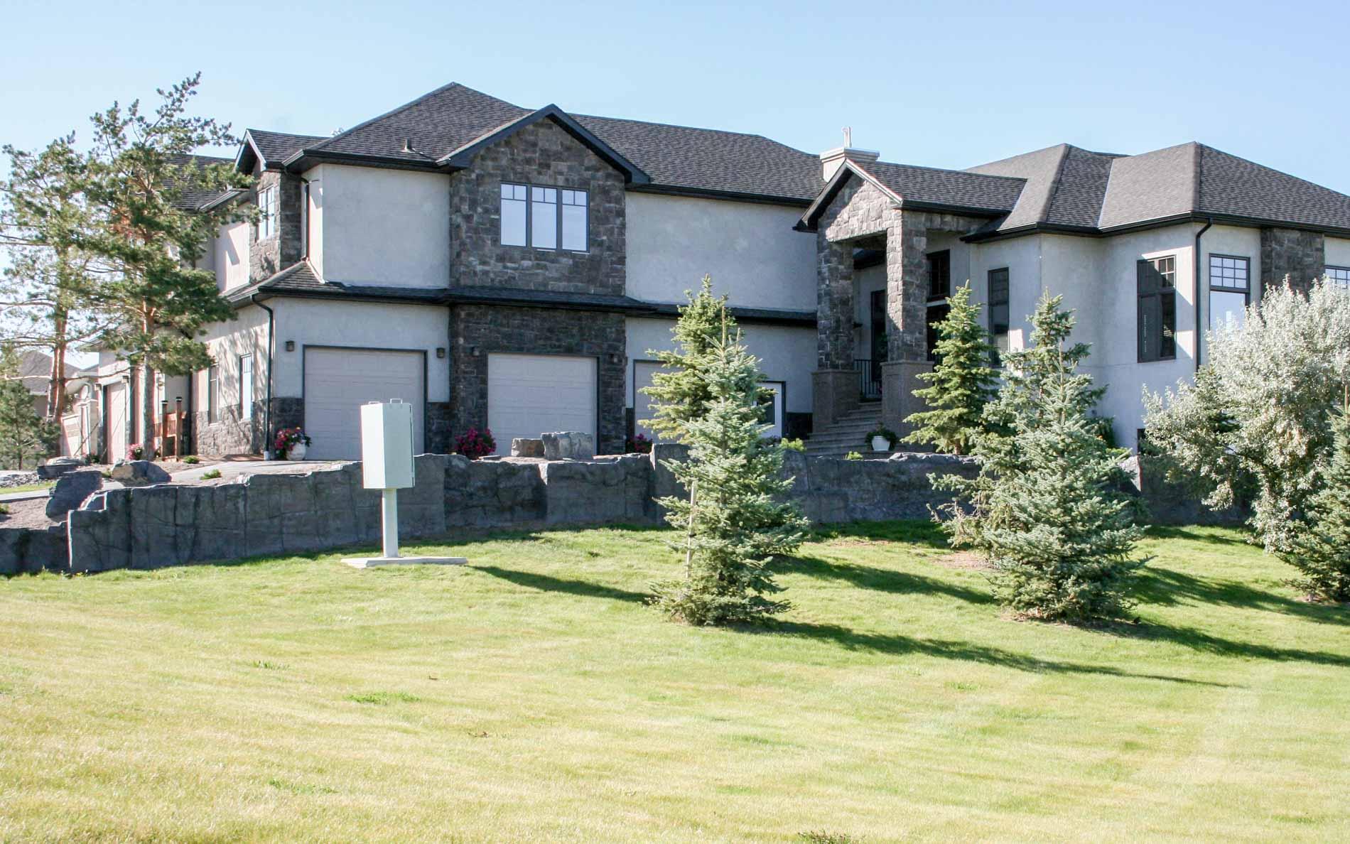 Landscape Contractors Calgary, Cochrane Landscapers